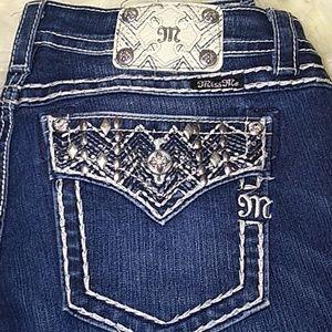 Miss me jeans size 31/29 skinny